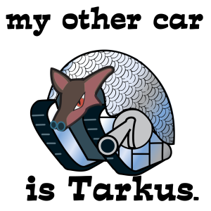 my other car is tarkus by thaddeus phipps